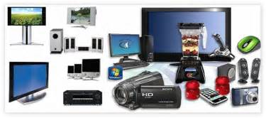 home electronics home appliances
