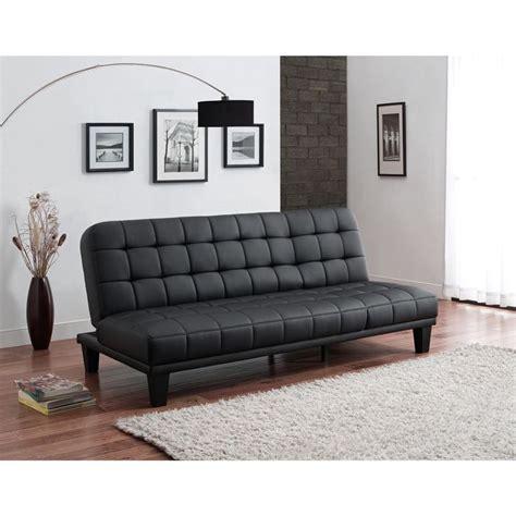 Cheap Black Sofa Beds Cheap Leather Futons Roselawnlutheran