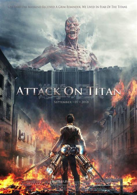 film fantasy del 2015 atak tytan 243 w attack on titan 2015 napisy pl film