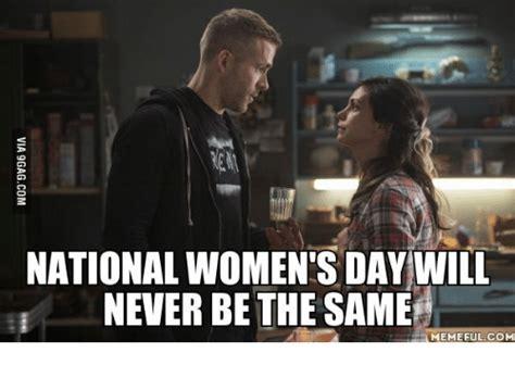 Womens Day Meme - 25 best memes about deadpool international womens day
