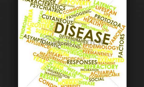 kumpulan nama penyakit  bahasa inggris