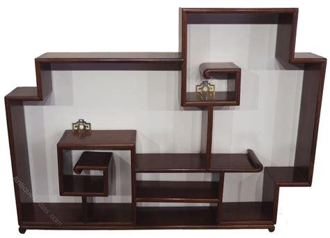 China Shelf by Antiques Atlas Hardwood Wall Shelf