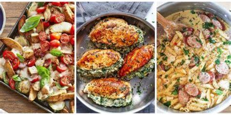100 dinner recipes best ideas for dinner country living