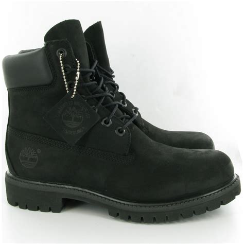 Timberland 10073 Original Boots In Black