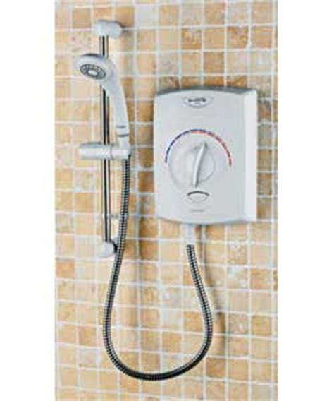 8 5 Kw Or 9 5 Kw Shower by Gainsborough 9 5kw Electric Shower Review Compare