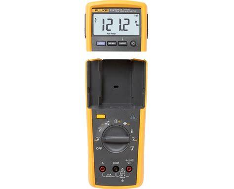 Remote Display Multimeter Fluke 233 fluke 233 remote display digital multimeter tiger supplies