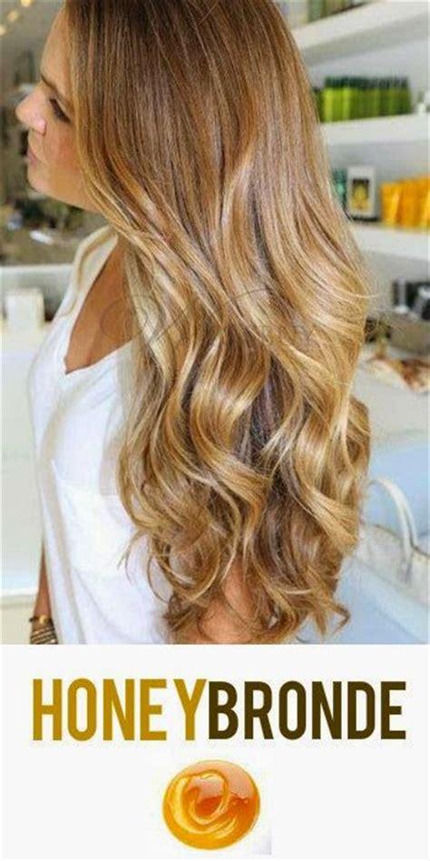 6 amazing honey hair colors hair fashion