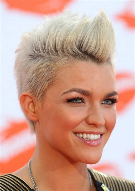 20 shaved hairstyles for women side shave short short shaved hairstyles for women