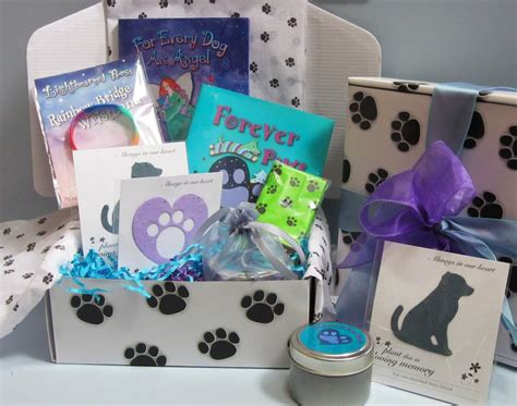 comforting gift ideas dog lover comfort gift box lighthearted press