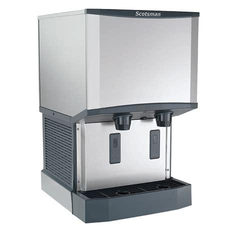 Countertop Dispenser by Scotsman Hid525w 1 Countertop Nugget Dispenser W 25