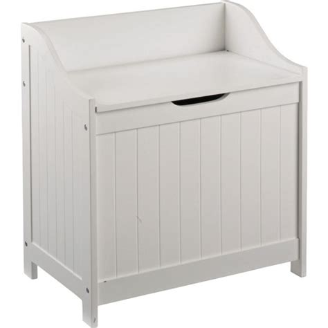 argos laundry buy home monks bench style laundry box white at argos co