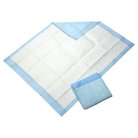 medline protection  polymer disposable underpads
