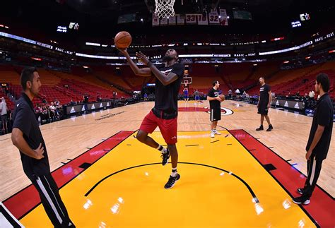 And Heat Up Miami by The Stretch 4 13 Okaro And An End To The Winning Streak