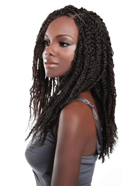 Hairstyles With Marley Braid Hair by Marley Braids Twists Hairstyles Trends In