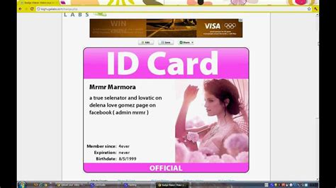 student id card maker for school or college employee 09955298004