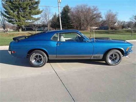 1970 ford mustang mach 1 for sale on classiccars 26