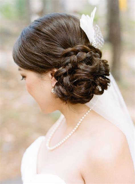 Indian Bridal Bun Hairstyle Images