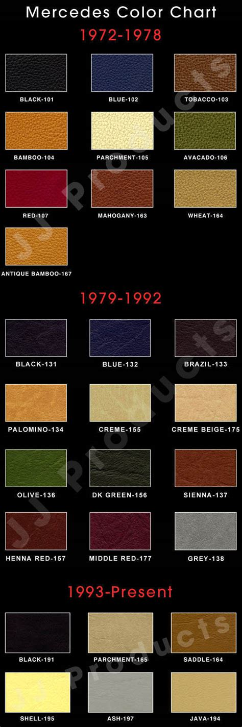 topic oem exterior and interior colors with photos