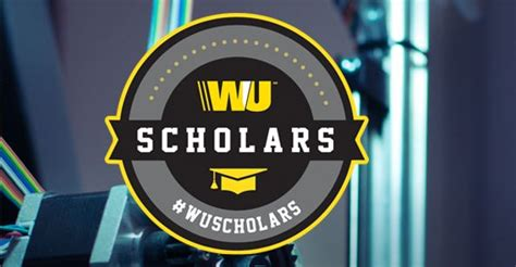 Western Union Sweepstakes - the western union foundation global scholarship 2017 2018 usascholarships com