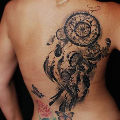realistic dreamcatcher tattoo tattoo dream catcher best tattoo ideas gallery