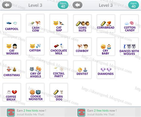 emoji quizzes 08 21 14 doors geek