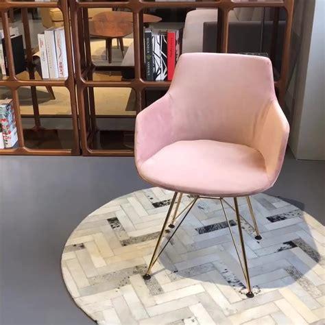 new mid century modern furniture pink velvet modern