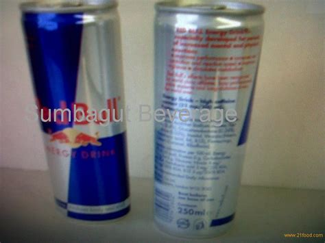 Mba Beverage by Bull 250ml Can Products Indonesia Bull 250ml Can