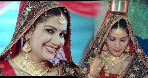 sapna choudhary new video song sapna chaudhary new video song viral got social media