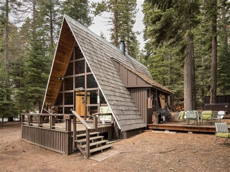 aframe homes carnelian bay a frame vacation cabin