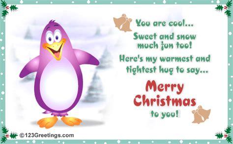tightest christmas hug  family ecards greeting cards