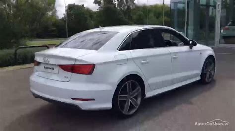 Audi A3 Weis by Js05lhs Audi A3 Tdi S Line White 2015 Wakefield Audi
