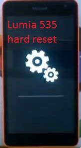 pattern screen lock for lumia 535 nokia lumia 535 hard reset with keys to remove security