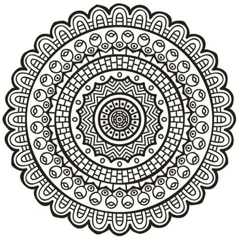 imagenes chidas que se puedan dibujar 60 im 225 genes de mandalas para colorear dibujos para
