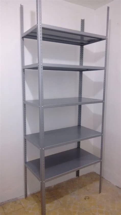 estante y anaquel anaquel estante metalico 5 niveles estanteria y envio