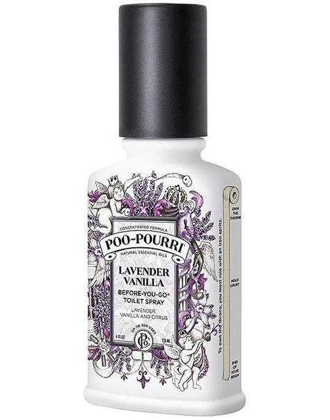 Bathroom Odor Neutralizer - poo pourri lavender vanilla toilet bathroom spray essential oil odor neutralizer ebay