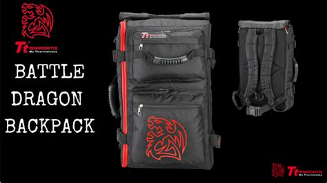 Thermaltake Battle Utility Backpack Murah tt esports new battle utility backpack edition