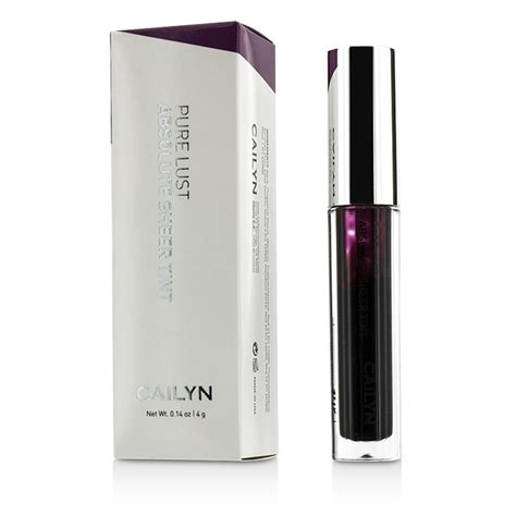 Cailyn Lust Lipstick 26 Sweet Lust cailyn lust absolute sheer tint 02 impulsive