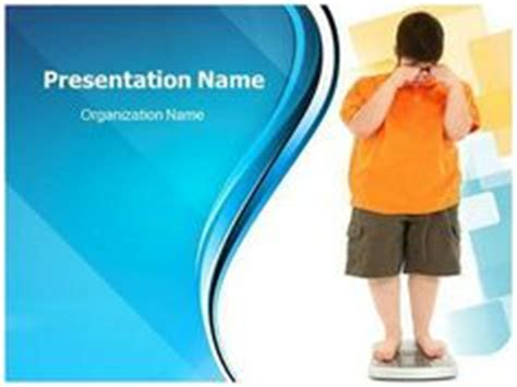 childhood obesity powerpoint templates the world s catalog of ideas