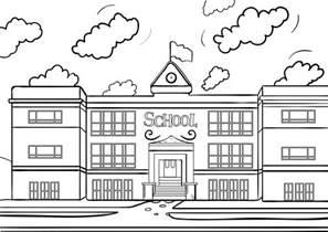 coloring pages for high school 201 cole 41 b 226 timents et architecture coloriages 224 imprimer