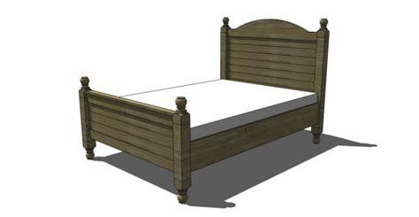 full size bed plans full size bed plans bed plans diy blueprints