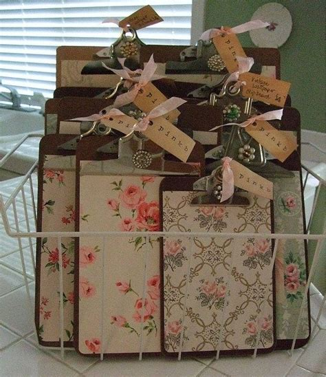 How To Decorate Clipboard by 25 Best Ideas About Decorated Clipboards On