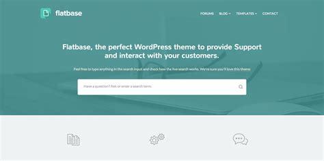 themeforest wiki flatbase a responsive knowledge base wiki theme by