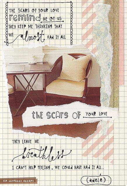 adele love song the notebook tekstowo 140 best lyrics illustrated images on pinterest songs