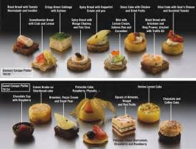 1000 ideas about canapes on canapes