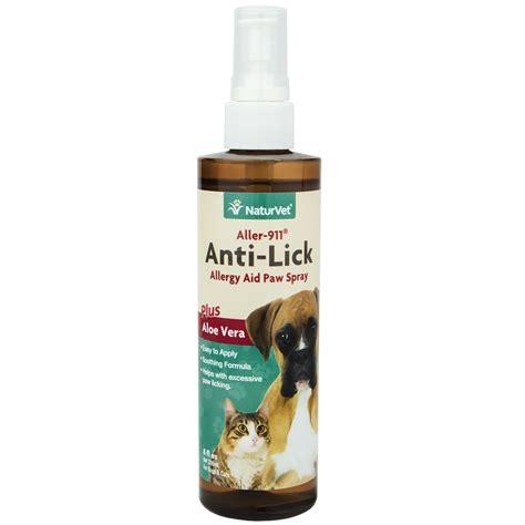 anti allergy dogs allergy anti paw spray paws paws cat paws