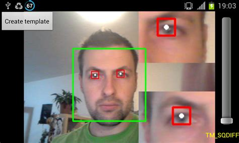 pattern recognition android opencv android eye detection and tracking with opencv roman hošek