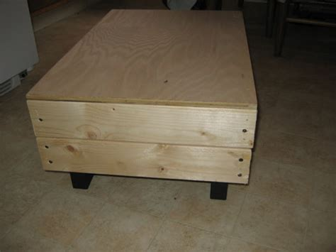 build ottoman wooden build wood ottoman pdf plans