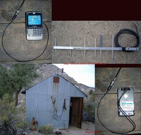 improving analog and digital rural cellular cell phone service reception