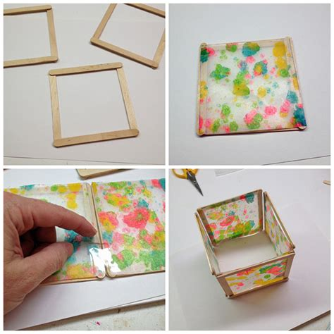Wax Paper Craft Ideas - 4 ways to recycle crayon bits 183 kix cereal