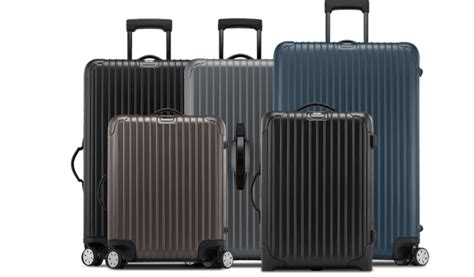 rimowa luggage review the forward cabin